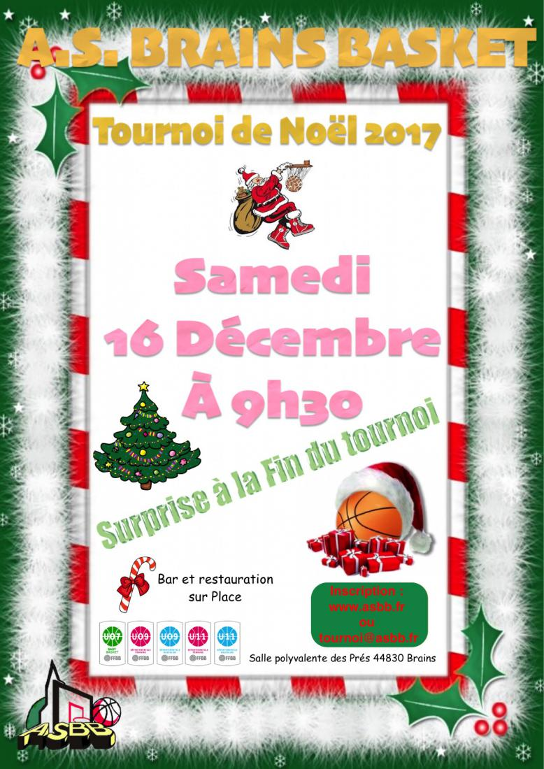 Tournoi de Noël à Brains
